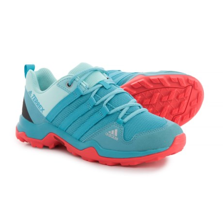adidas Terrex AX2R Trail Shoes (For Big and Little Girls)