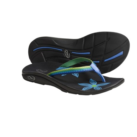 Chaco Flip Out EcoTread Sandals - Recycled Materials, Flip-Flops (For Women)