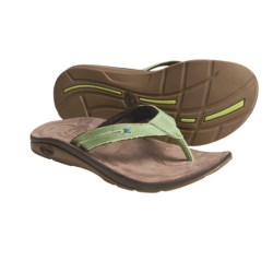 Chaco Etesia EcoTread Thong Sandals - Flip-Flops, Recycled Materials (For Women)