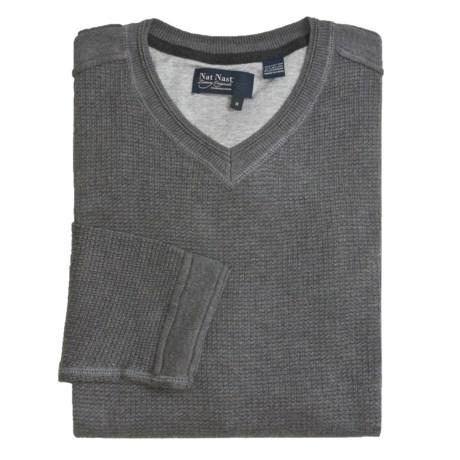Nat Nast Good Life Sweater - V-Neck (For Men)