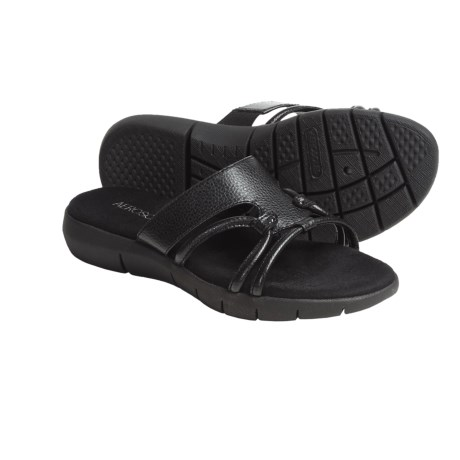 Aerosoles Wip Stitch Slide Sandals (For Women)