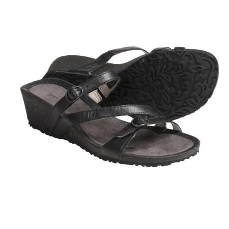 Teva Ventura Wedge Modoc Sandals (For Women)