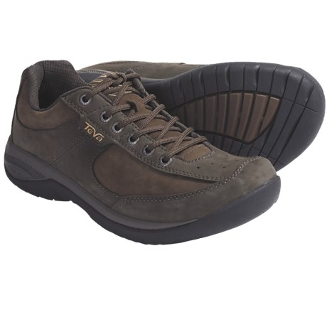 Teva Techny Shoes - Nubuck (For Men)