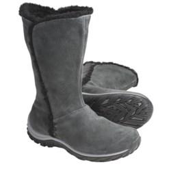 Patagonia Lugano Winter Boots - Waterproof, Polartec® Fleece Lining (For Women)