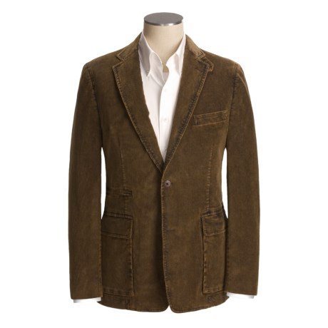 Kroon Waits Sport Coat - Stretch Corduroy (For Men)
