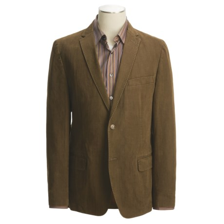 Kroon Leo Cotton Sport Coat - Partially Lined (For Men)