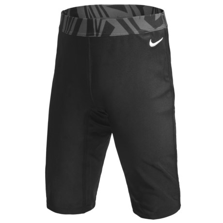 Nike Angled Lanes Jammer Shorts (For Youth Boys)