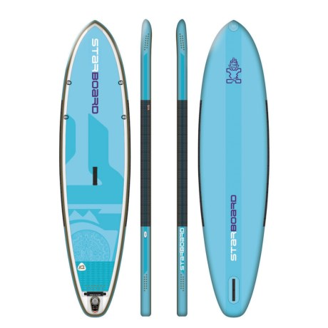 Starboard Serenity Drive Inflatable Stand-Up Paddle Board - 10'5'x2'6""