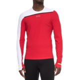 Gore Running Wear Fusion Shirt - Long Sleeve (For Men)