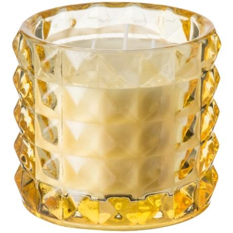 Paddywax Botanik Citrus Blossom Glass Soy Candle - 3-Wick, 8 oz.