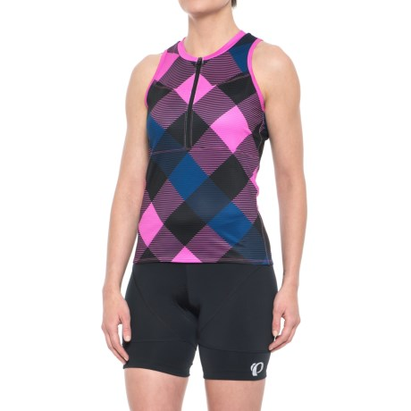 Shebeest Bronzebella Cycling Jersey - Sleeveless (For Women)