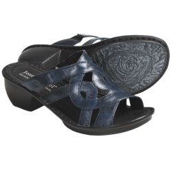 Josef Seibel Cecily Leather Sandals (For Women)