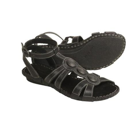 Josef Seibel Venus Gladiator Sandals - Leather (For Women)