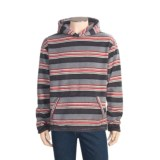 Dakota Grizzly Horizontal-Striped Hoodie Sweatshirt (For Men)