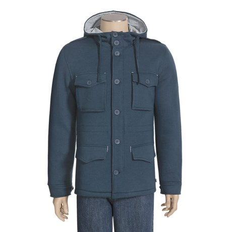 Dakota Grizzly Hans Jacket - Cotton Fleece (For Men)