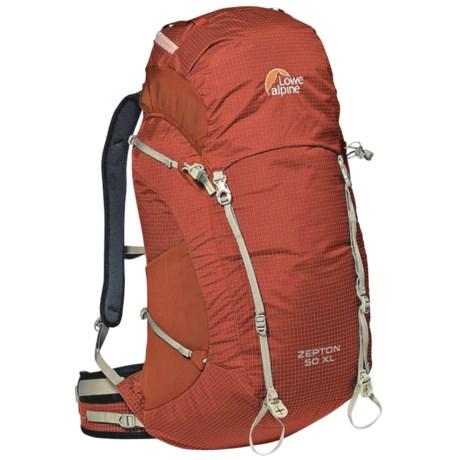 Lowe Alpine Zepton 50 XL Backpack