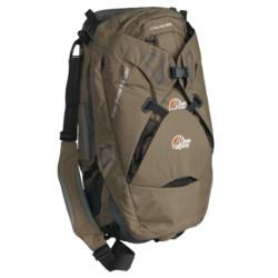 Lowe Alpine Travel Trekker Pro ND 60+16 Backpack - Internal Frame (For Women)