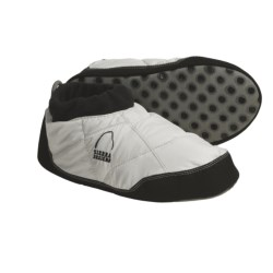 Sierra Designs Quilted Down Moccasins (For Women)