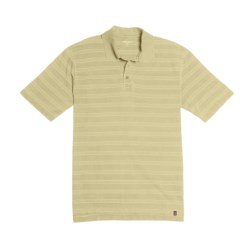 Woolrich Yarmouth Polo Shirt - Cotton Rich, Short Sleeve (For Men)