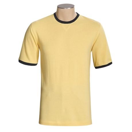 Woolrich Tisbury T-Shirt - Pique Cotton, Short Sleeve (For Men)