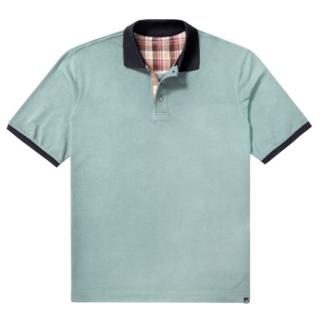 Woolrich Tisbury Polo Shirt - Pique Cotton, Short Sleeve (For Men)