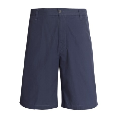 Woolrich Light House Shorts - Cotton Poplin (For Men)