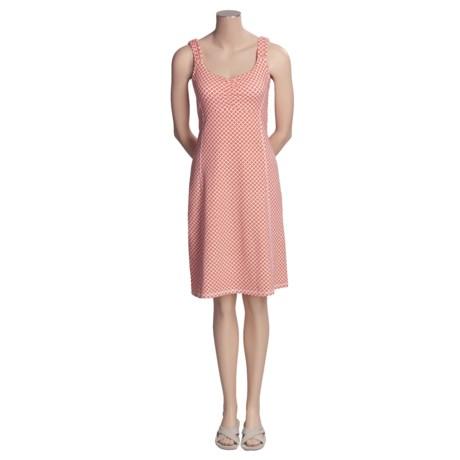 Carve Designs Dellis Dress - Stretch Cotton, Sleeveless (For Women)