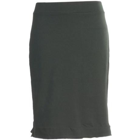 Carve Designs Dellis Skirt - Organic Cotton (For Women)