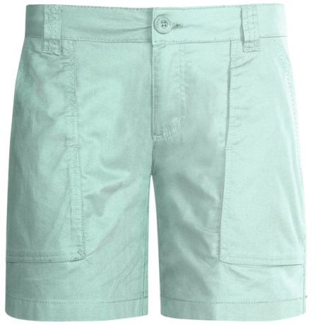 Carve Designs Mission Shorts (For Women)