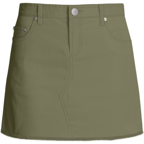 Carve Designs Phoenix Cut-Off Skirt (For Women)