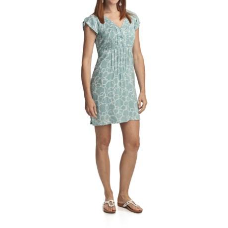 Carve Designs Irago Dress - Empire Waist, Short Sleeve (For Women)