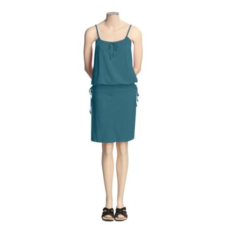 Carve Designs Shore Dress - Organic Cotton Jersey, Sleeveless (For Women)