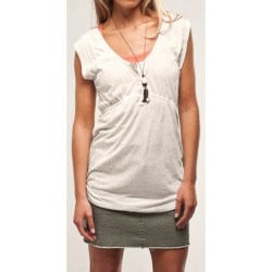 Carve Designs Del Ray Burnout Shirt - Sleeveless (For Women)