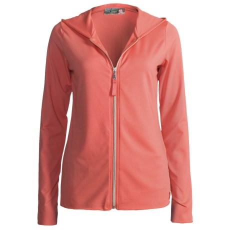 Carve Designs High Point Hoodie Sweatshirt (For Women)