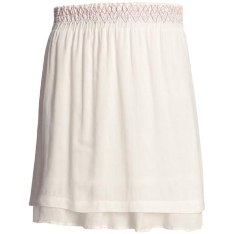Carve Designs Breezy Beach Skirt - Ruffled Layer (For Women)