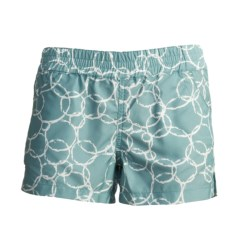 Carve Designs Surfside Shorts - Brushed Microfiber (For Women)