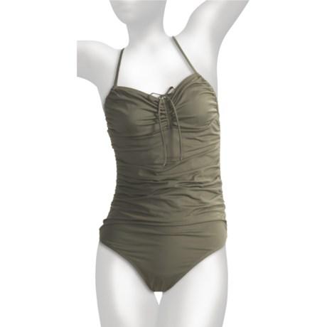 Carve Designs Montecito Swimsuit - UPF 50+, 1-Piece (For Women)