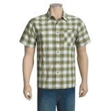 Royal Robbins Bridgeport Plaid Shirt - UPF 40+, Short Sleeve (For Men)