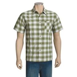 Royal Robbins Bridgeport Plaid Shirt - UPF 40+, Short Sleeve (For Men)
