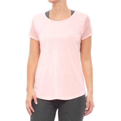 RBX Keyhole Back Shirt - Short Sleeve (For Women)