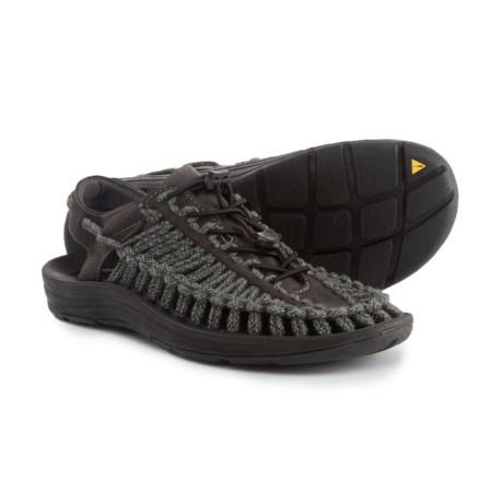 Keen Uneek Leather Sandals (For Men)