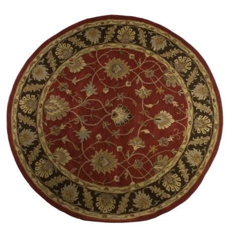 """Kaleen Bombay Wool Rug - 7'9"""" Round"""