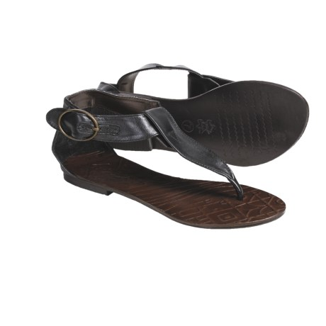 Kustom Chloe Sandals - Leather (For Women)