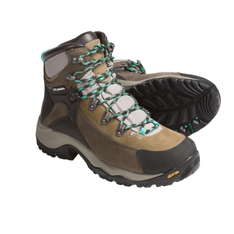 Columbia Womens Waterproof Hiking Shoes