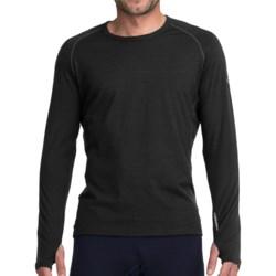 Icebreaker GT200 Sprint Base Layer Top - Merino Wool, Lightweight, Long Sleeve (For Men)