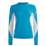 Icebreaker GT200 Chase Base Layer Top - Lightweight, Long Sleeve (For Women)