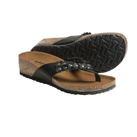 Bos. & Co. Bionatura Baby Sandals - Leather (For Women)