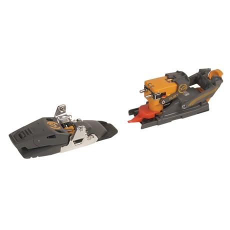 G3 Ruby AT Ski Bindings - Brakes