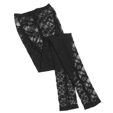 Rock Candy Stretch Lace Leggings (For Women)