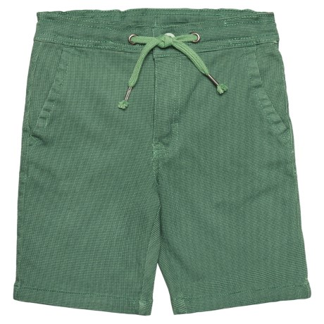 Smith's American Stretch Drawstring Shorts (For Little Boys)
